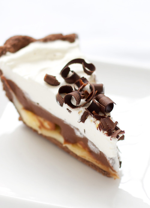 Pie, Chocolate