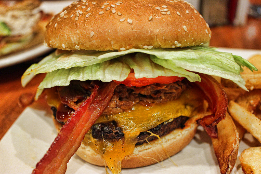 Chipotle BBQ Burger