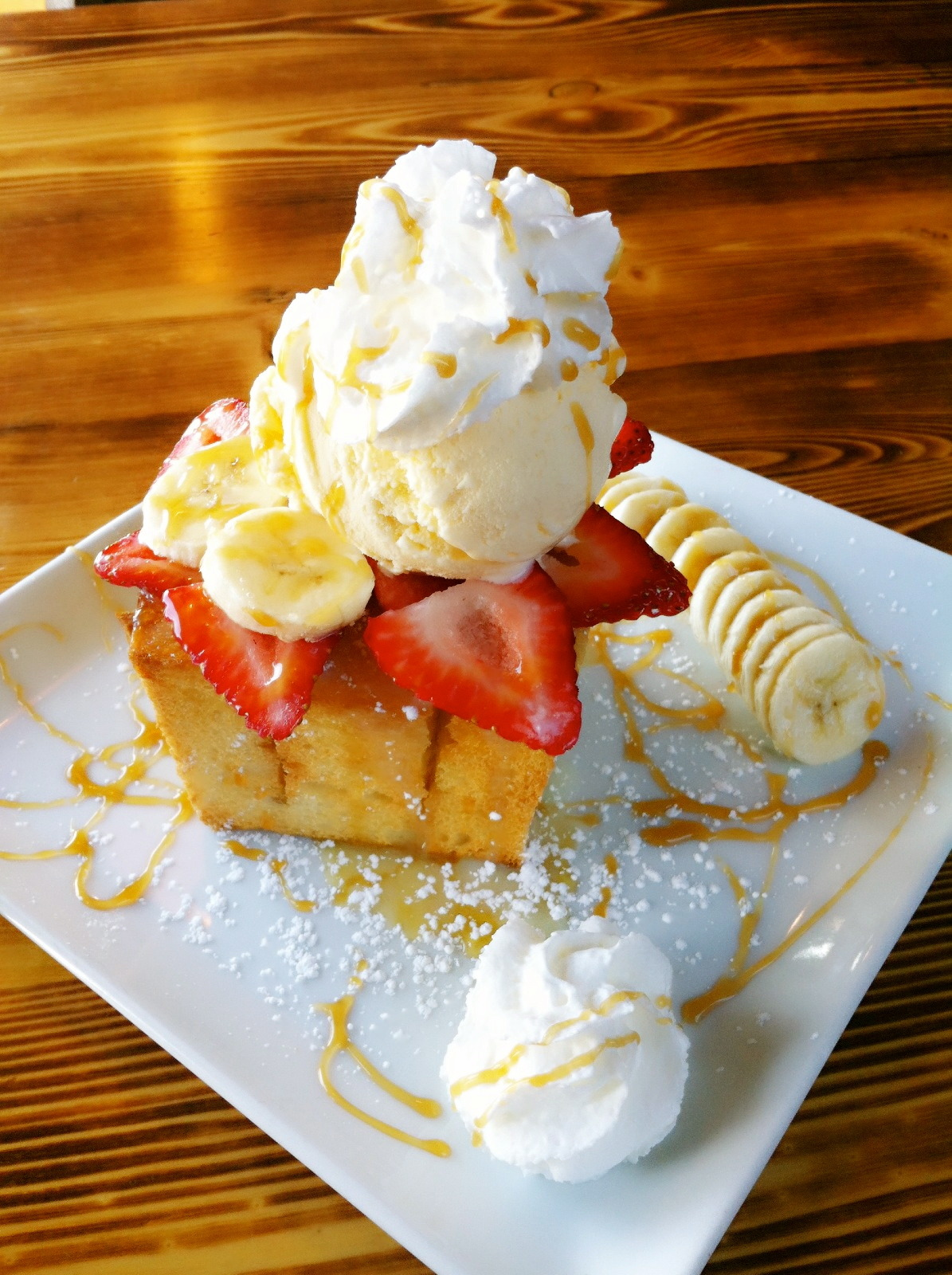 honey toast~