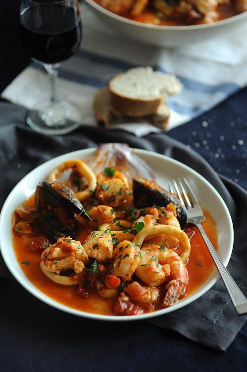 Seafood Stew-Gourmande