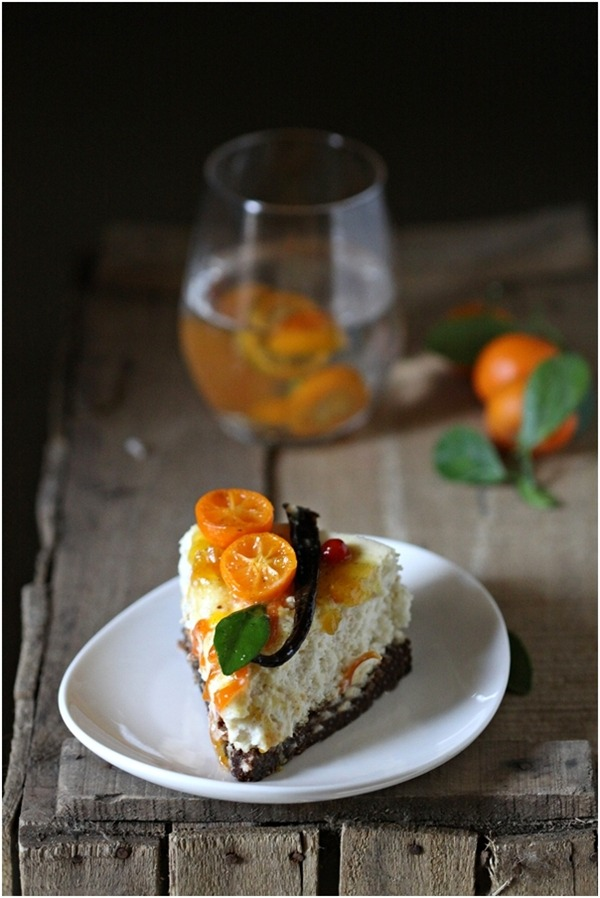 Kumquat Cheesecake Passionate about Baking