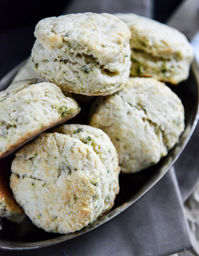 Sage Butter Biscuits